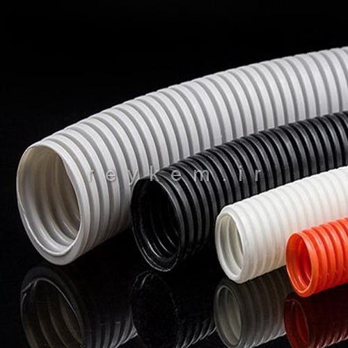 لوله الکتریکی پلاستیکی